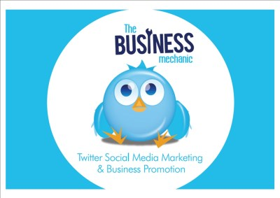 5 Reasons to Get Your Business on Twitter