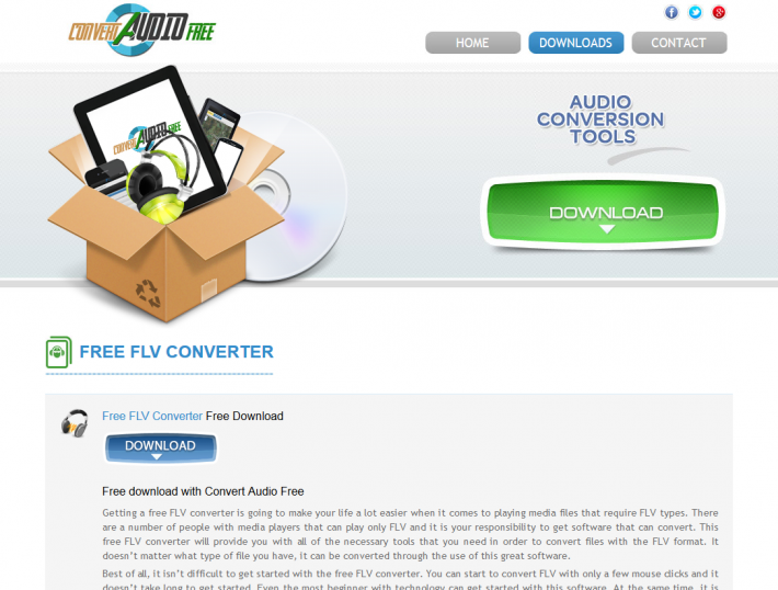 Why Pay Money When you Can get FLV Converter for Free