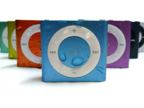iPod-waterproofing