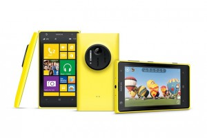 A Nokia Lumia Phone With An Astounding Camera