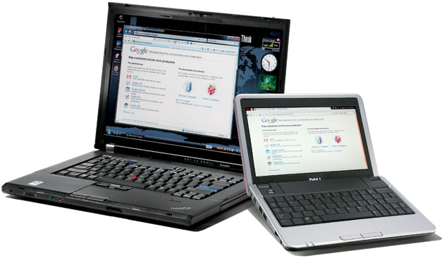 Netbook Vs Laptop: Why Sometimes Going Small Is The Way To Go