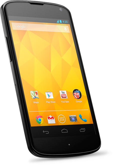 Leaks About The Nexus 5