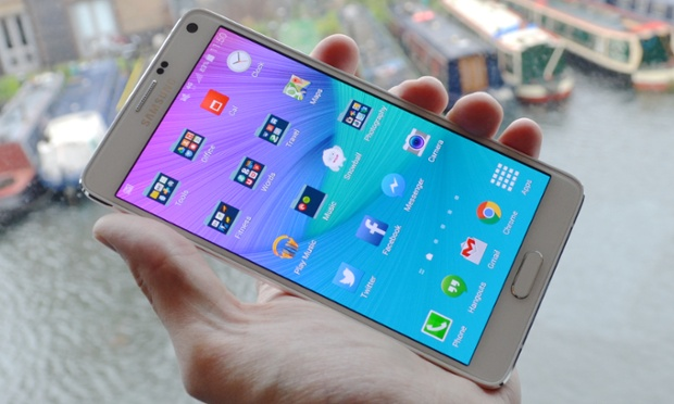 Lightening Performance Of Samsung Galaxy Note 4 Making It Best