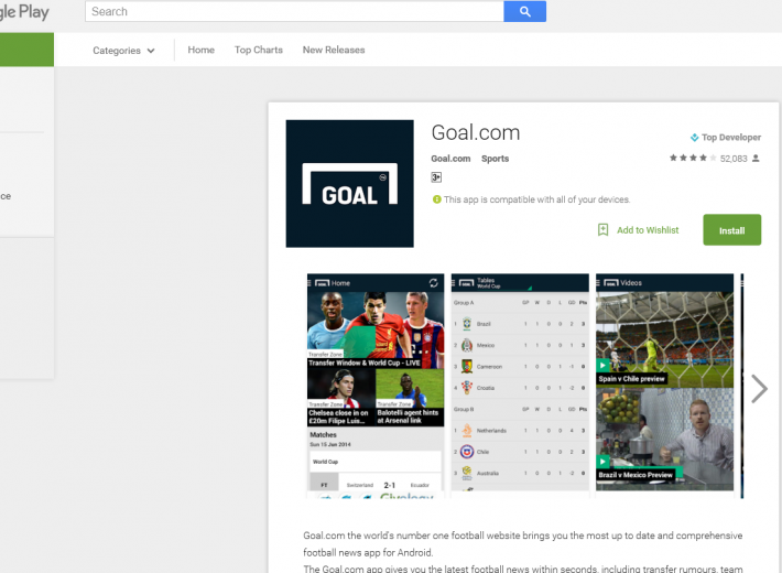 Best Sport Apps For Your Mobile Phone