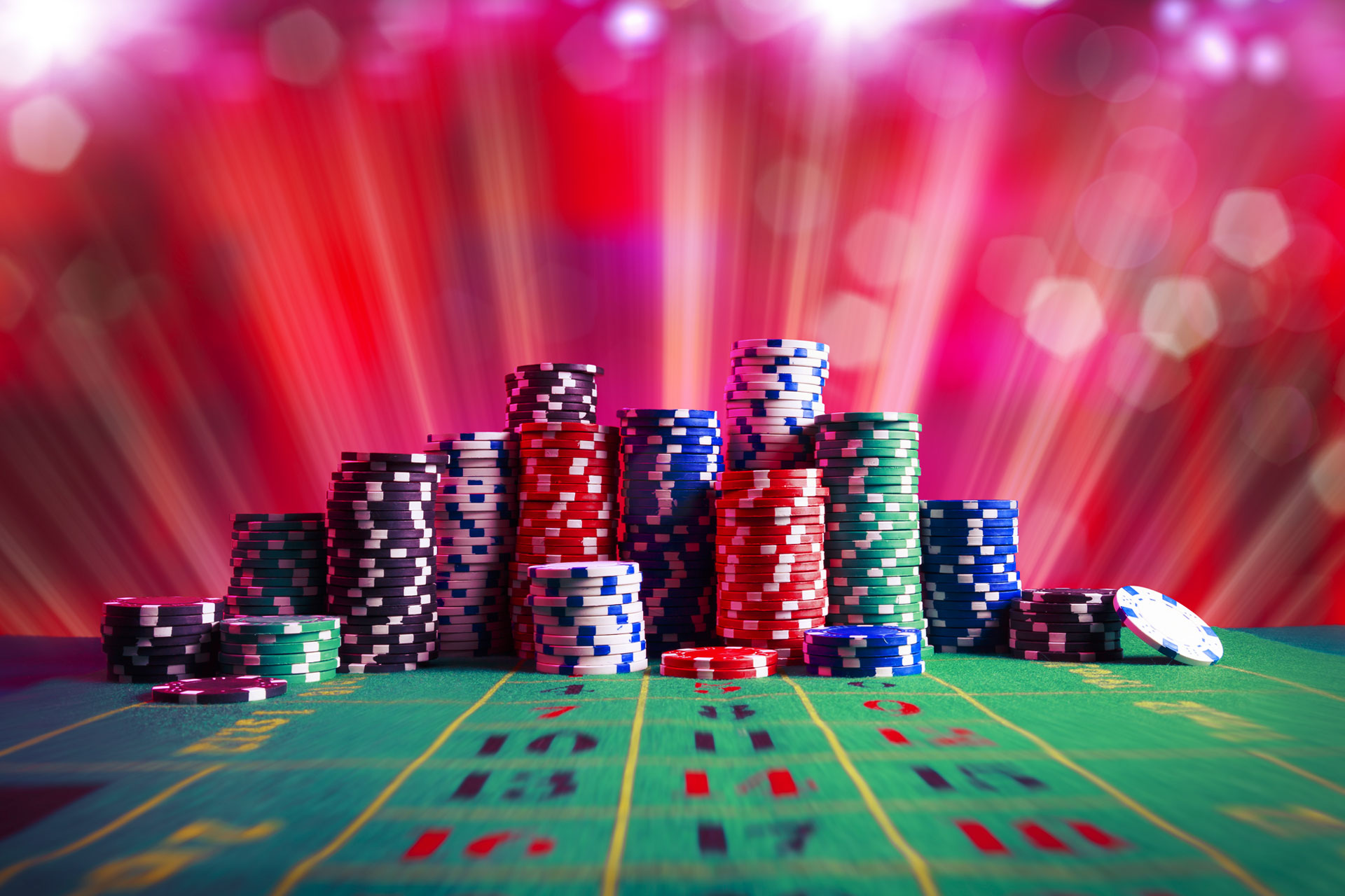 online casino website builder