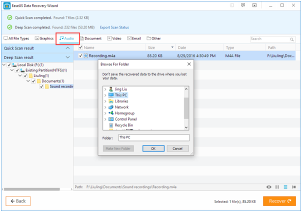 Steps To Recover Hard Disk Using Recovery Software