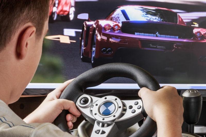 How To Build The Best Racing Simulator Setup For Your Living Room
